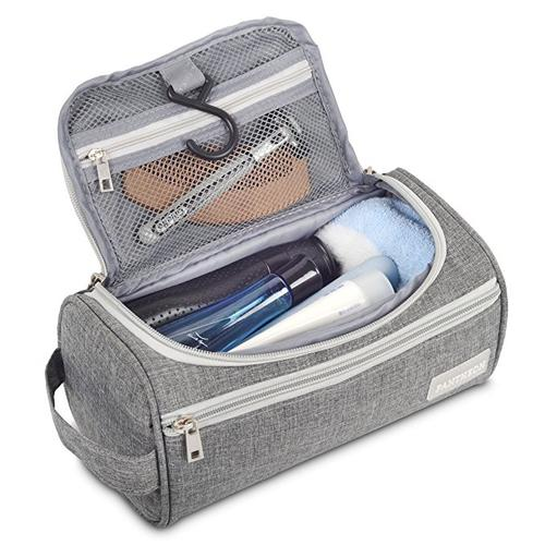 b5d3fe01b9f1 Men s Travel Bag. 80% OFF Amazon Deal for Pantheon Toiletry Organizer Wash Bag  Hanging Dopp Kit ...
