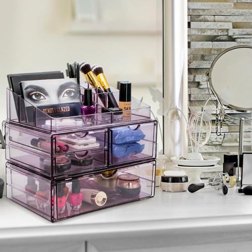 Makeup And Jewelry Storage Case