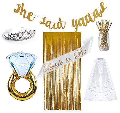 Bachelorette Decorations Kit