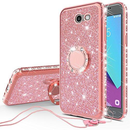 competitive price 9cf43 5e961 Galaxy J7 Sky Pro Case Glitter 90% OFF Promotional Coupon