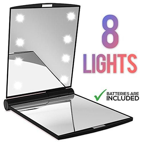 Portable Light Up Mirror