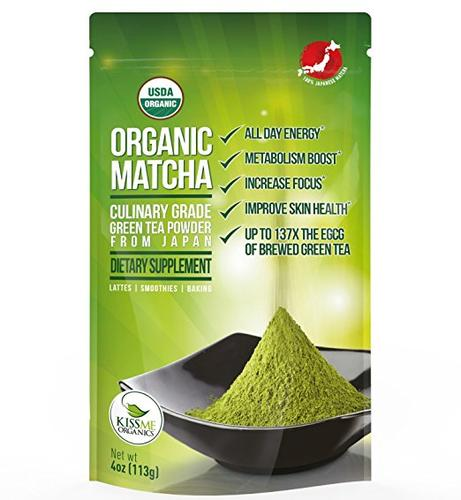 Green Tea Powder Organic