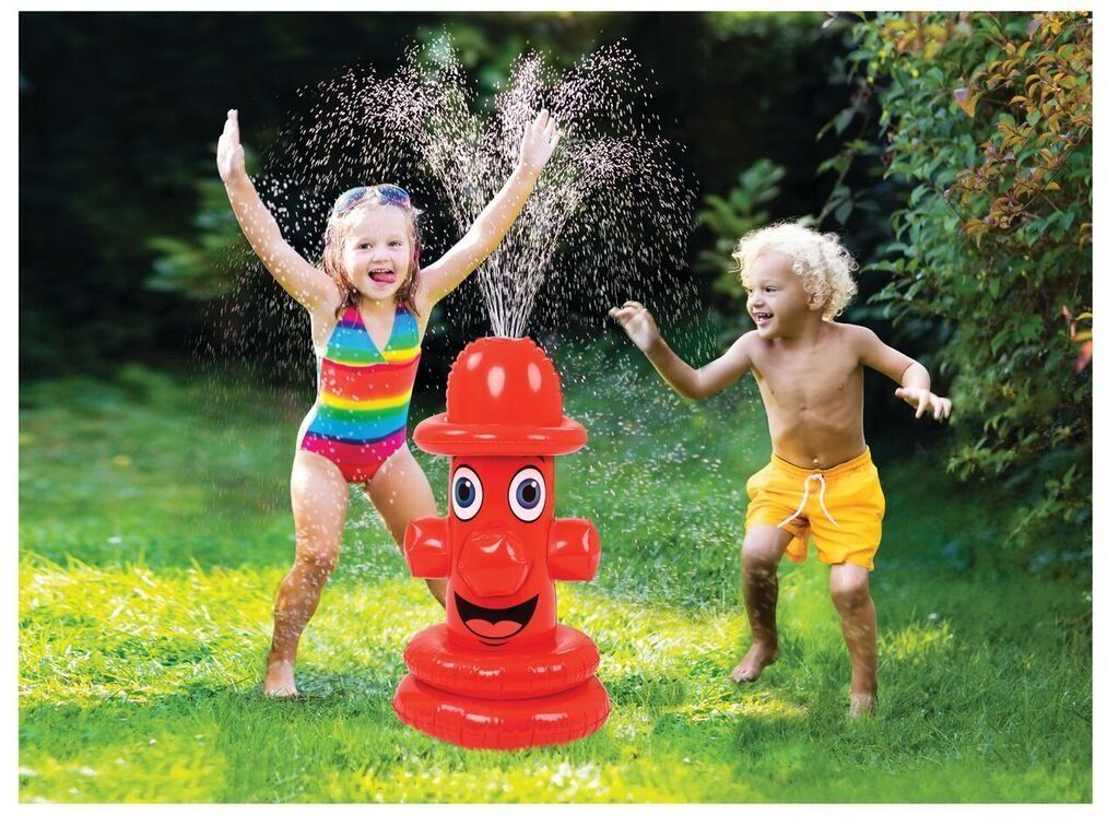 Sprinkler For Kids