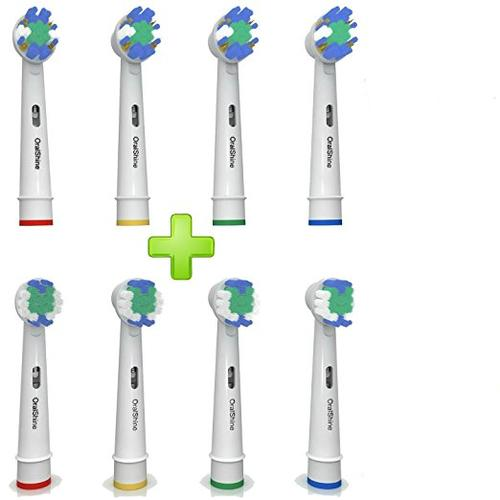 Oral B Replacement Brush Heads