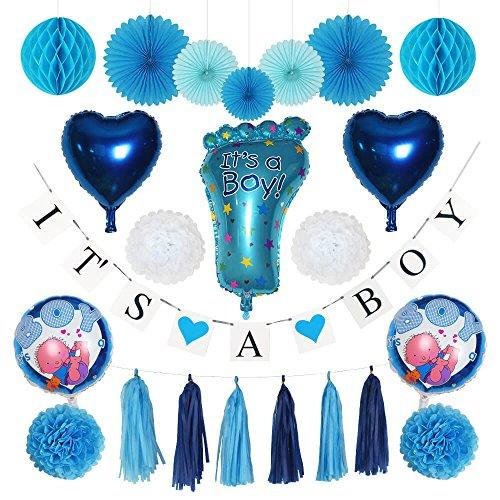 Baby Shower Decorations For Boy