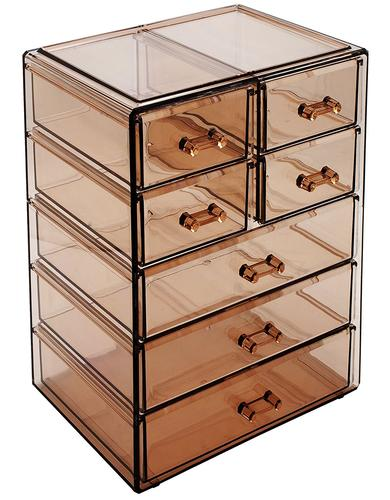 Cosmetics Makeup And Jewelry Big Storage